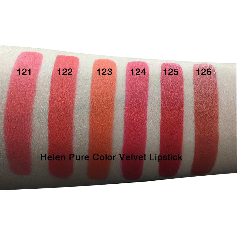 son helen.helen pure Color velvet Lipstick